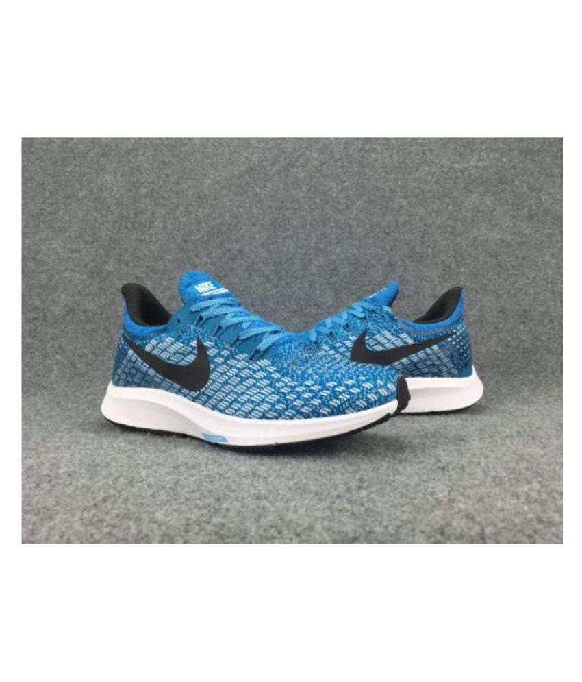 Nike Zoom Pegasus 35 Blue Running Shoes - Buy Nike Zoom Pegasus 35 ... d4028babd