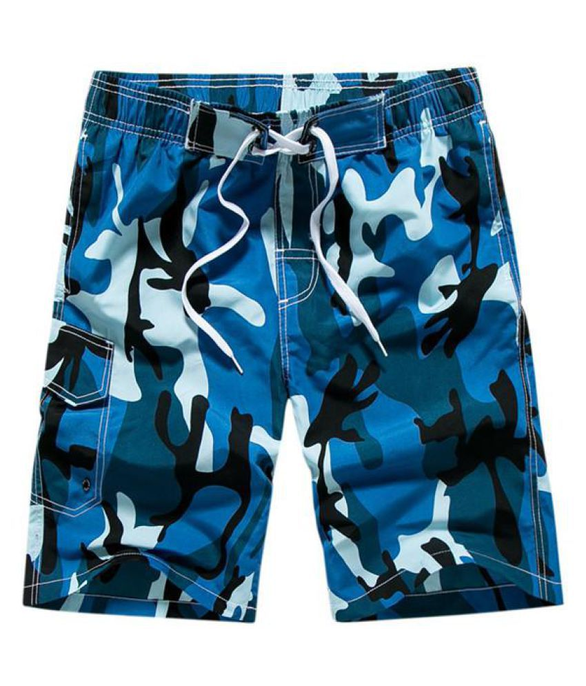 Generic blue Shorts
