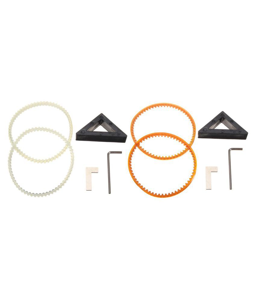 Vertical Key Machine Accessories Repair Kit Belt Spare Parts With Wrench