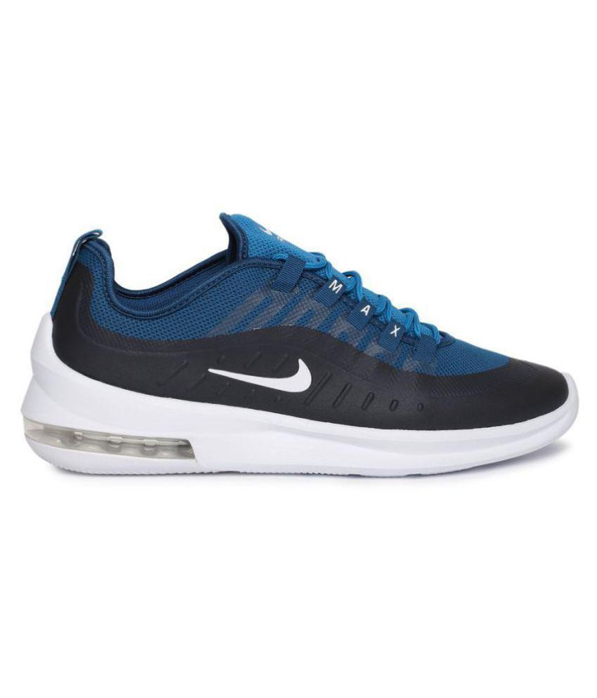 49d9520b0c Nike Air Max Axis Blue Blue Running Shoes - Buy Nike Air Max Axis Blue Blue  Running Shoes Online at Best Prices in India on Snapdeal