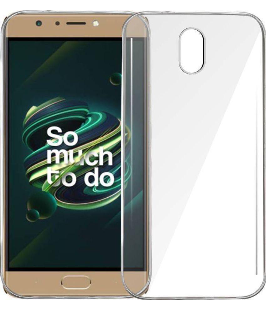 Panasonic Eluga Ray 700 Plain Cases Galaxy Plus - Transparent
