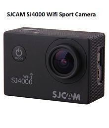 SJCAM SJ4000 Wifi 12 MP Sports Camcorder Action Camera