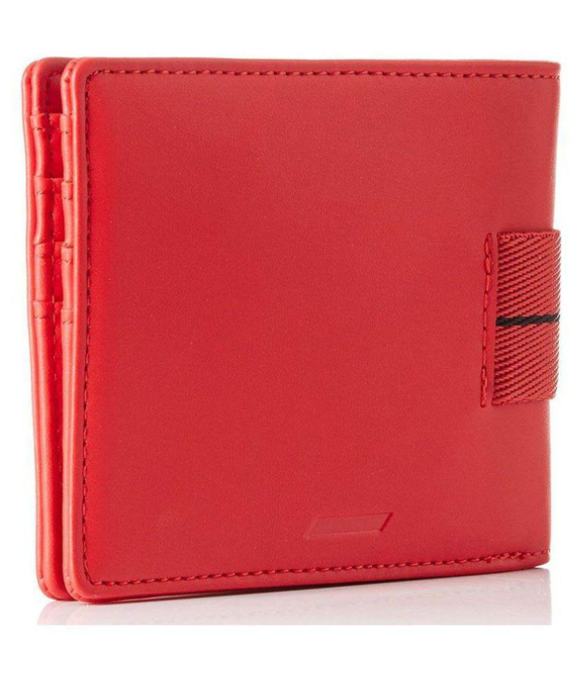 Buy Puma F1 Leather Red Wallet at Best Prices in India - Snapdeal