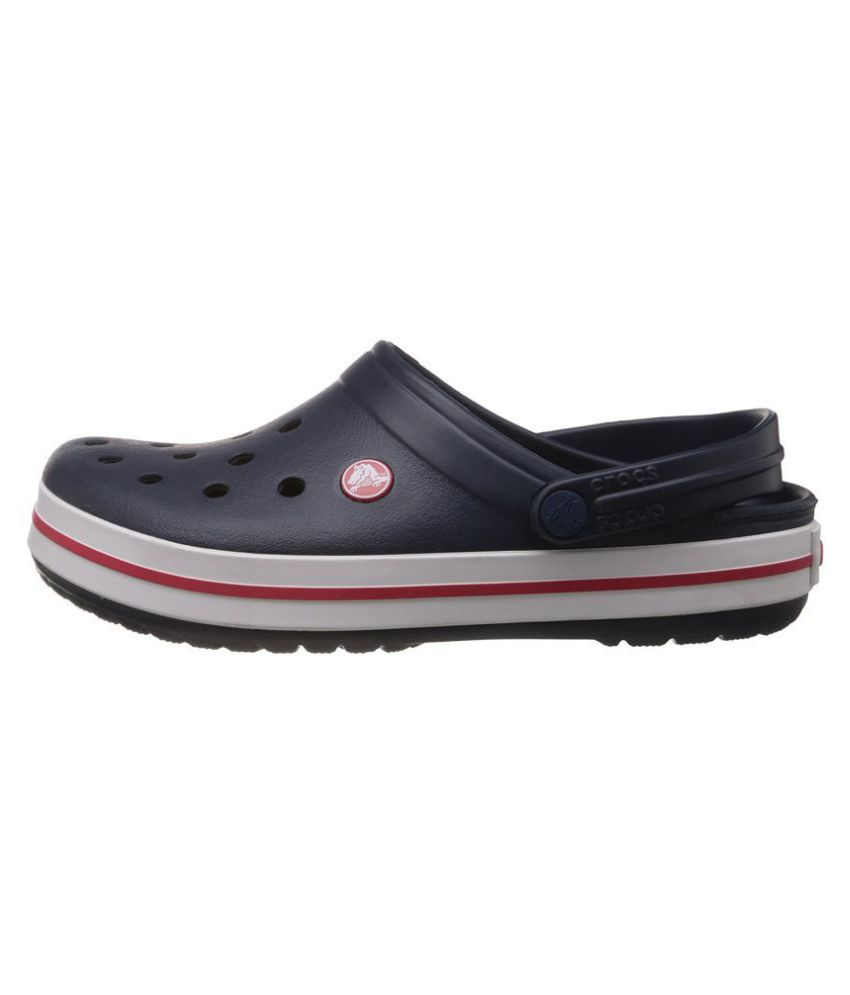 31b7b7467b0bb Crocs Unisex Crocband Rubber Clogs and Mules Price in India- Buy ...