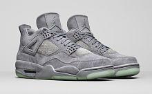 82a08db7ba18 Quick View. Nike AIR Jordan 4 Kaws Gray Basketball Shoes