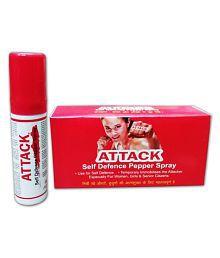 Purepassion Attack Pepper Spray Pepper Spray Pack Of 2