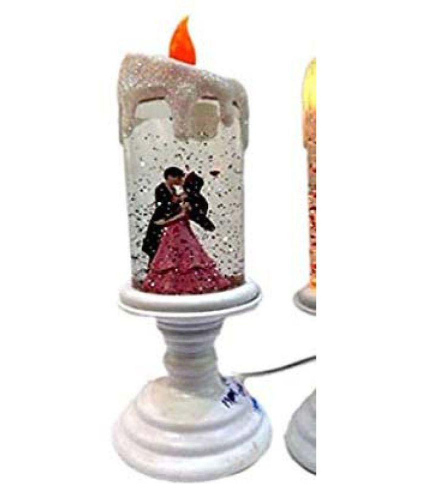 ELEGANCIO Multicolour Jar Candle - Pack of 1