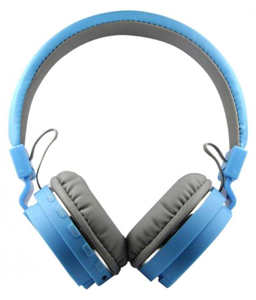 KEMIPRO Wireless Bluetooth Headphone Blue