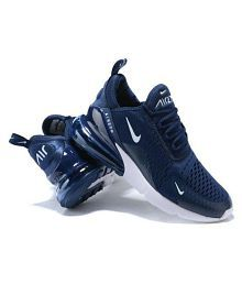 1daa9e26d6e4 Quick View. Nike AIRMAX 270 FLYKNIT Lifestyle Blue Casual Shoes