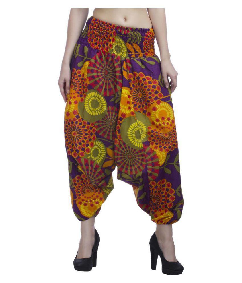 Indi Bargain Cotton Single Harem Pants