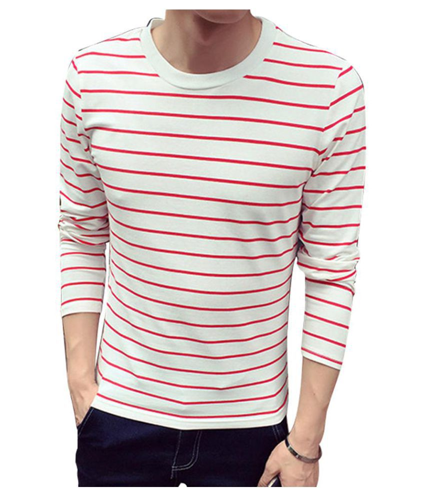 Generic red Half Sleeve T-Shirt