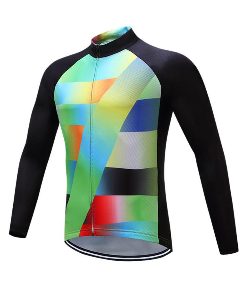 Men's Sports Cycling Mountain Biking USA Eagle Quick Dry Top Pants Clothes Set