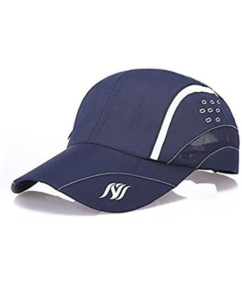 c4269465c1a Handcuffs Stylish Baseball cap Adjustable strap Navy Blue Cap For Men Women   Buy Online at Low Price in India - Snapdeal