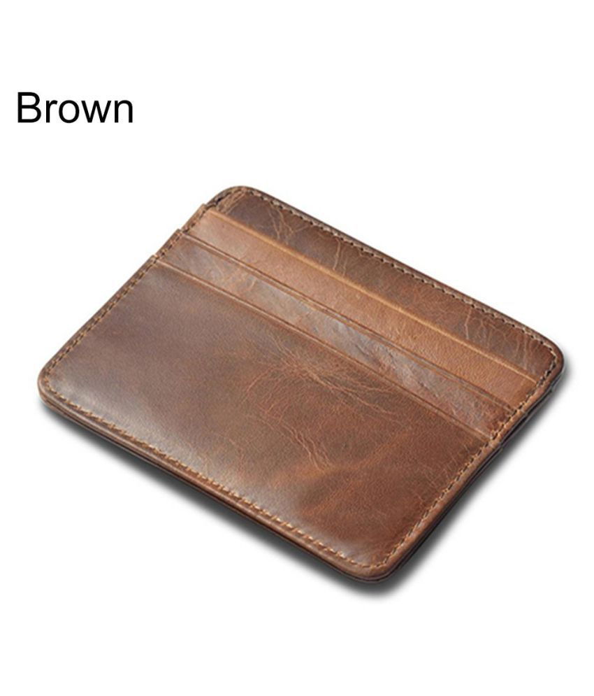 Generic Brown Wallet