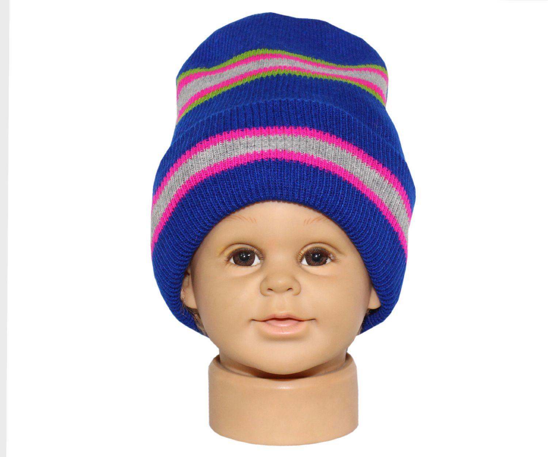 Goodluck Wollen Winter Cap For Kids