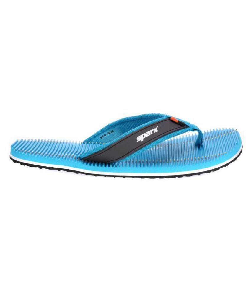 d1c65b627a29 Sparx Blue Thong Flip Flop Price in India- Buy Sparx Blue Thong Flip ...