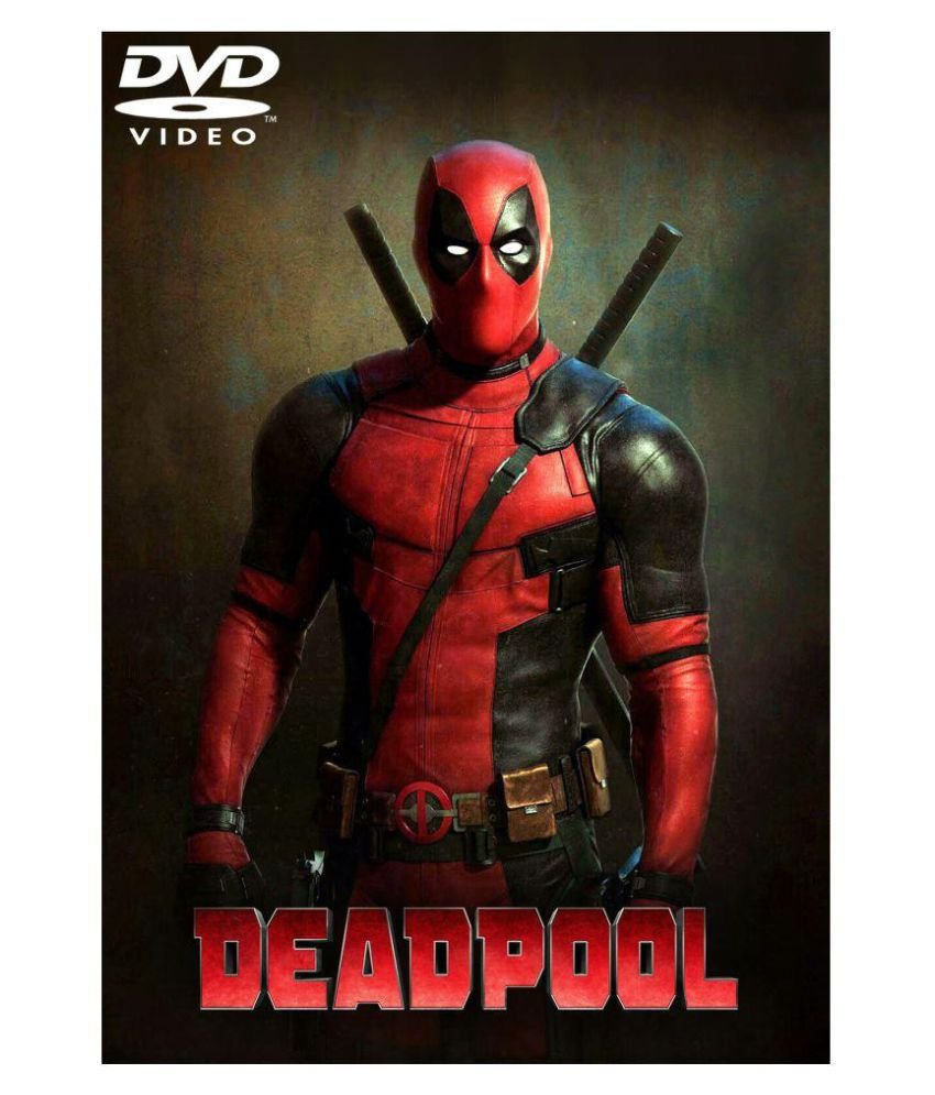 Deadpool Dvd Hindi Buy Online At Best Price In India