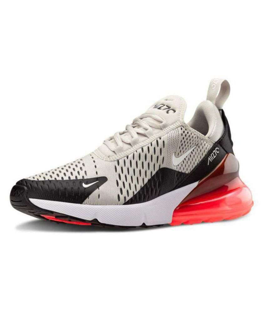check out 64fb1 f0bb5 Zoom Air 270 Multi Color Running Shoes - Buy Zoom Air 270 Multi Color Running  Shoes Online at Best Prices in India on Snapdeal