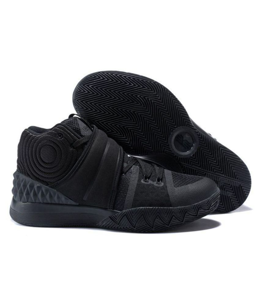 huge selection of 72df8 5bc86 Nike Kyrie S1 Hybrid Black Basketball Shoes - Buy Nike Kyrie S1 Hybrid  Black Basketball Shoes Online at Best Prices in India on Snapdeal