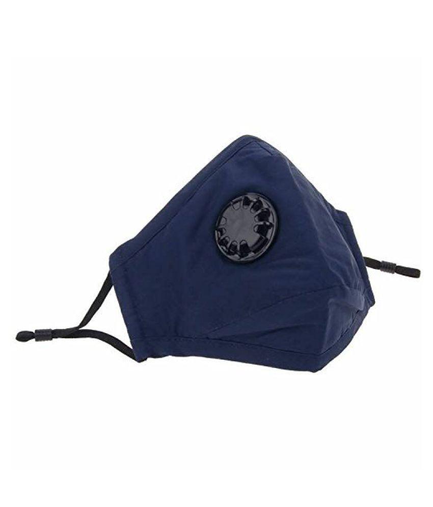 Anti-pollution Extra Navy Large - N95 Blue Mask Cambridge Basic Dettol