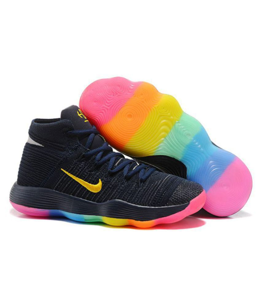 febedb03d414 Nike HYPERDUNK 2017 FLYKNIT Black Basketball Shoes - Buy Nike HYPERDUNK  2017 FLYKNIT Black Basketball Shoes Online at Best Prices in India on  Snapdeal