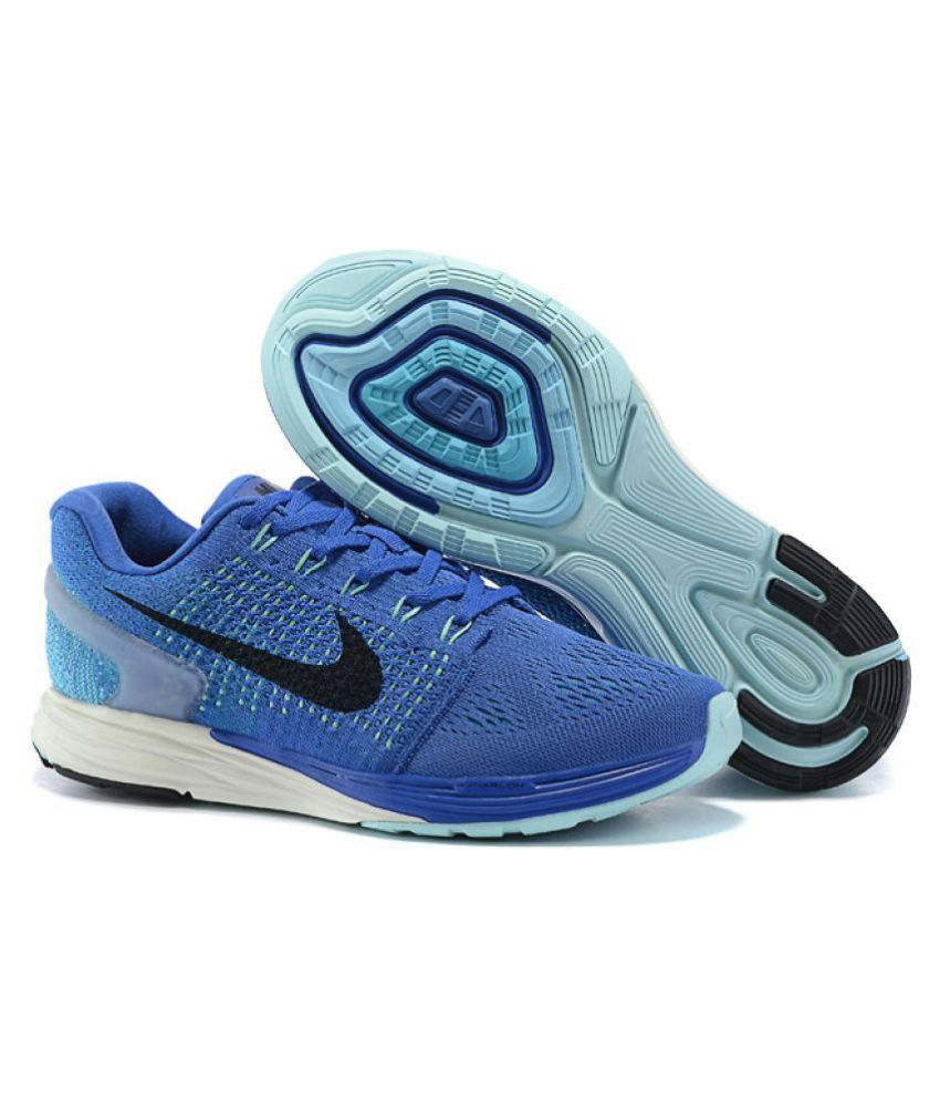 07658f0c21e Nike Blue Running Shoes - Buy Nike Blue Running Shoes Online at Best Prices  in India on Snapdeal