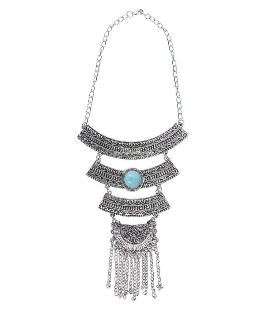 Shining Jewel Necklace