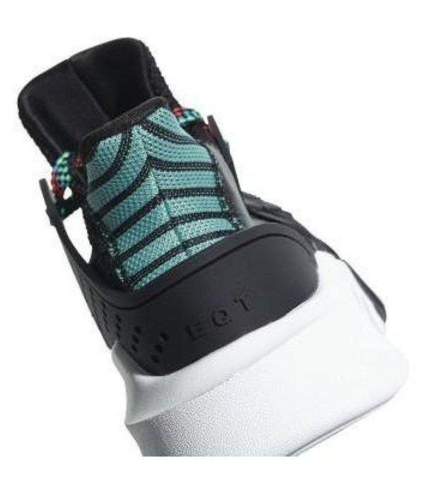 a95f9e5609f ADIDAS STYLE EQT ADV Black Basketball Shoes - Buy ADIDAS STYLE EQT ...