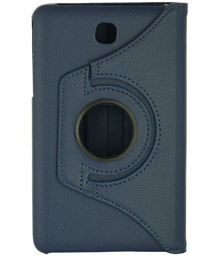 best website 94b0a 8b831 Samsung Galaxy Tab 4 T231 Flip Cover By San Pareil Blue