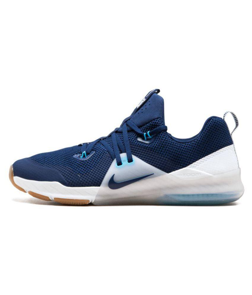 93838da7bb1 Nike Blue Training Shoes - Buy Nike Blue Training Shoes Online at ...