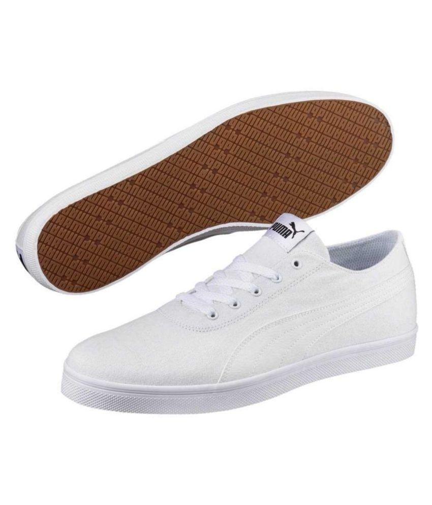fd85d89a29 Puma Urban Sneakers White Casual Shoes - Buy Puma Urban Sneakers ...