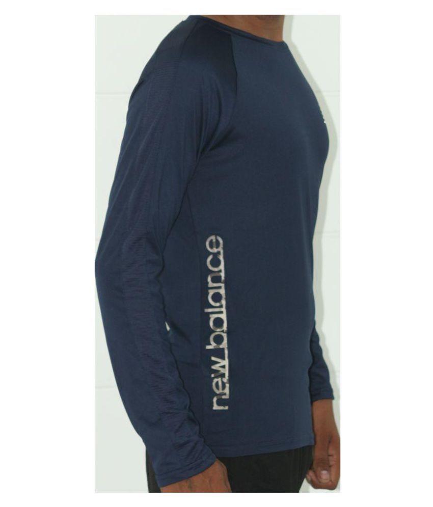 New Balance Full Sleeves Round Neck T-Shirt