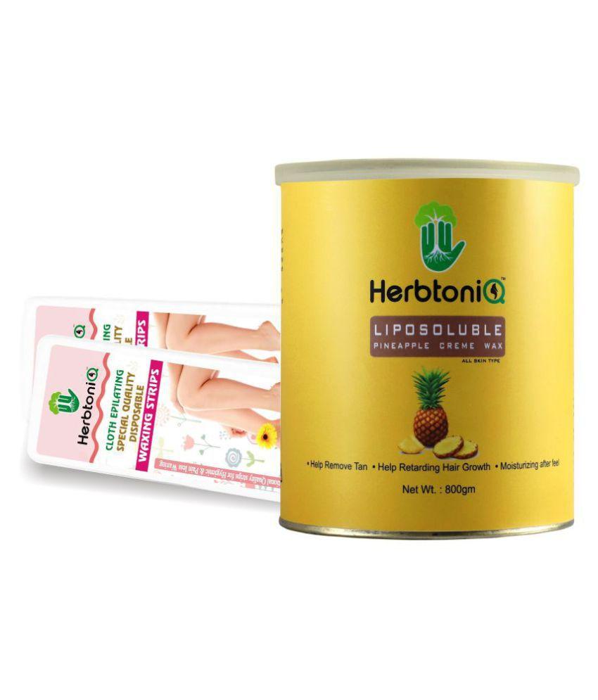 HerbtoniQ Hot Wax 800 gm