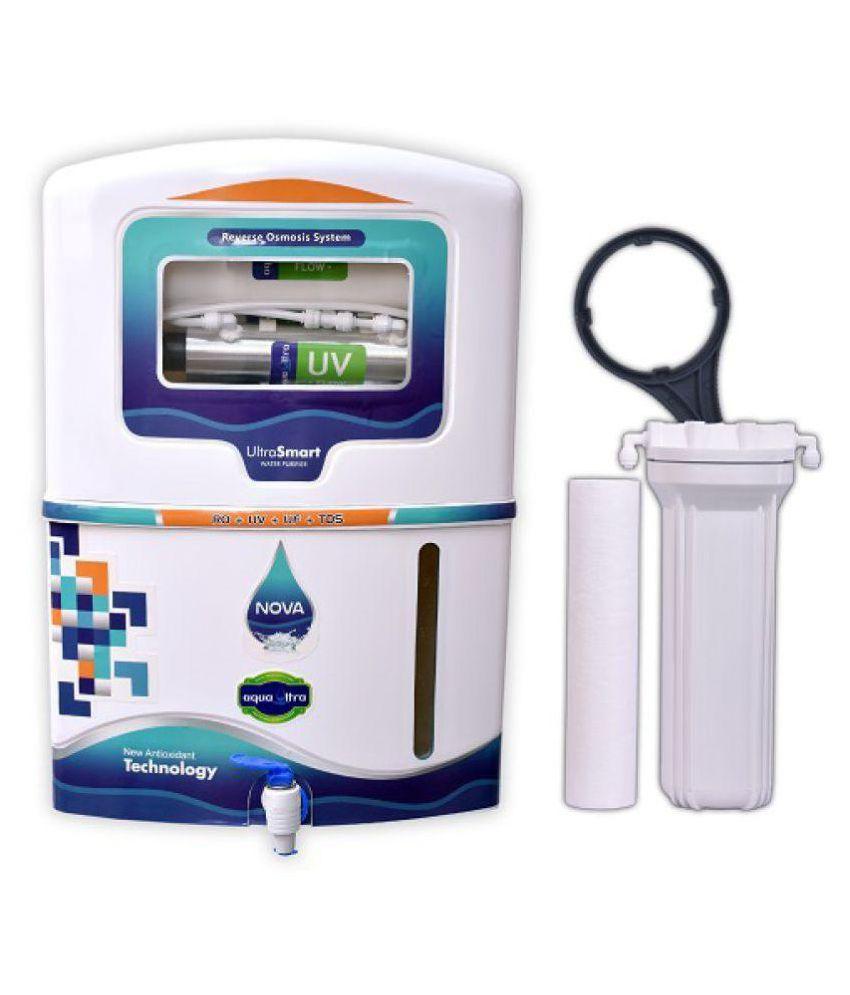 Aqua Ultra A300 15 Ltr ROUVUF Water Purifier