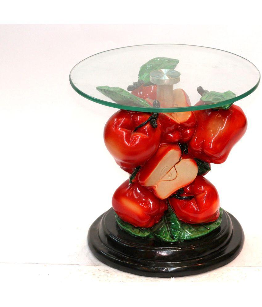 merchant crafts Red Resin Handicraft Showpiece - Pack of 1