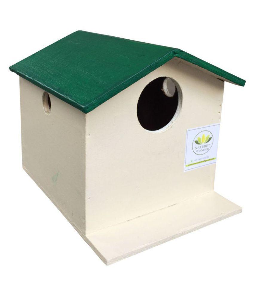 Nature's Wonder Bird House / Nest Box