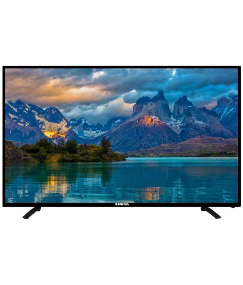 Surya. SU18HD24 61 cm ( ) HD Ready (HDR) LED Television