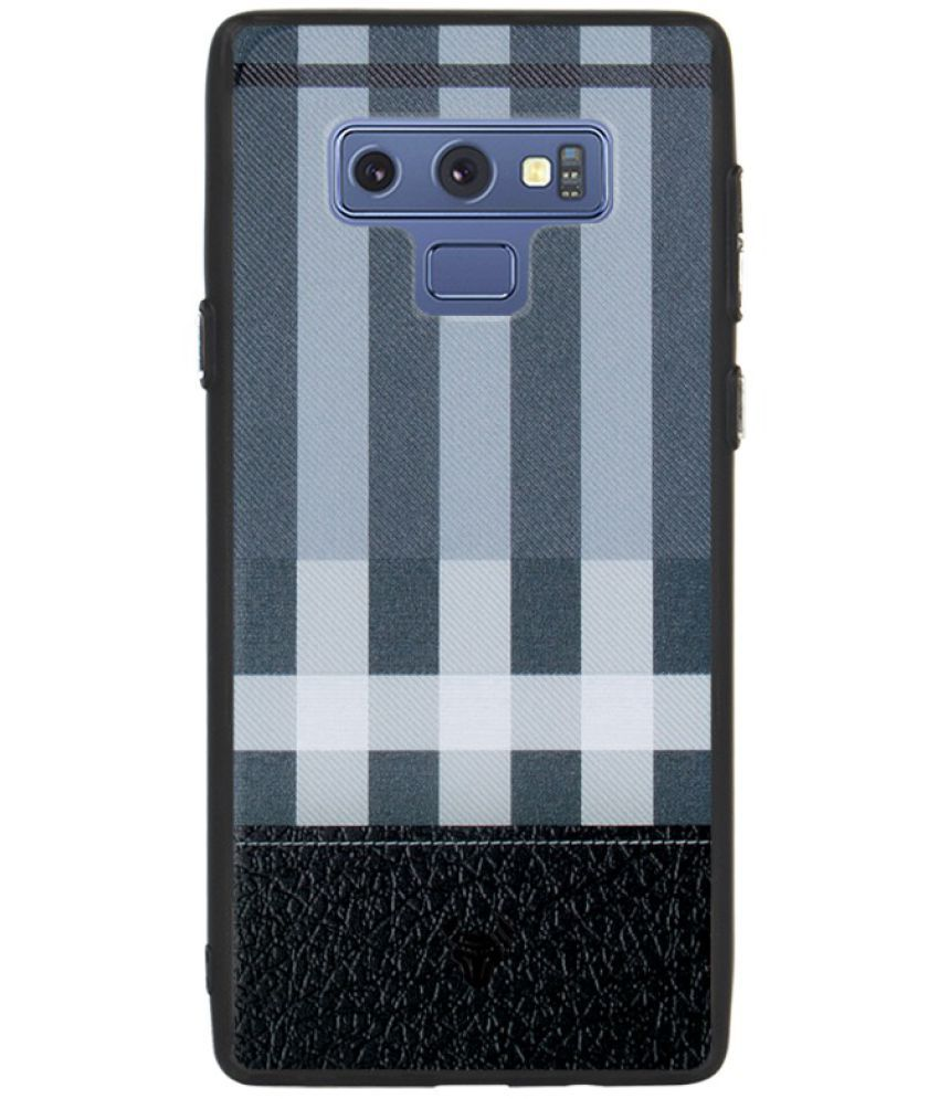 Samsung Galaxy Note 9 Printed Cover By Robobull