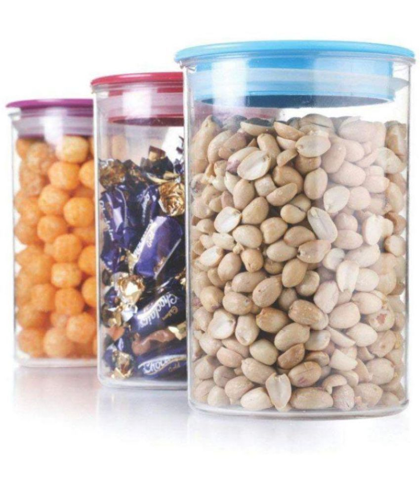 Shiv Polyproplene Food Container Set of 3