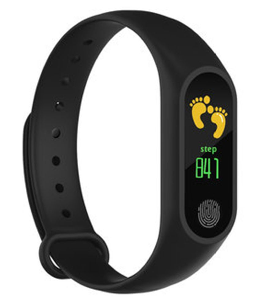 Trost M3 Fitness Tracker Smartband Fitness Band Smart Watches