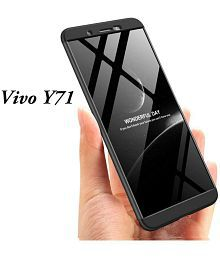 Vivo Y71 Plain Covers : Buy Vivo Y71 Plain Covers Online at Low