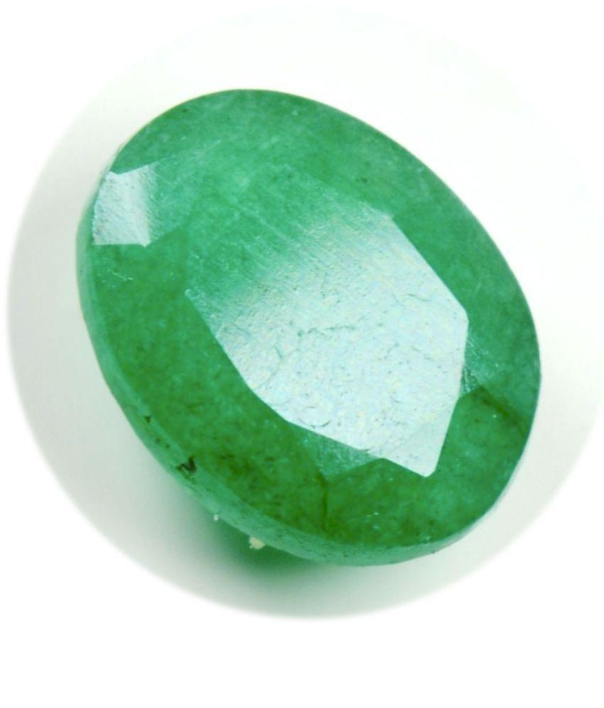 Jewelryonclick 10 -Ratti Self certified Green Onyx Semi-precious Gemstone