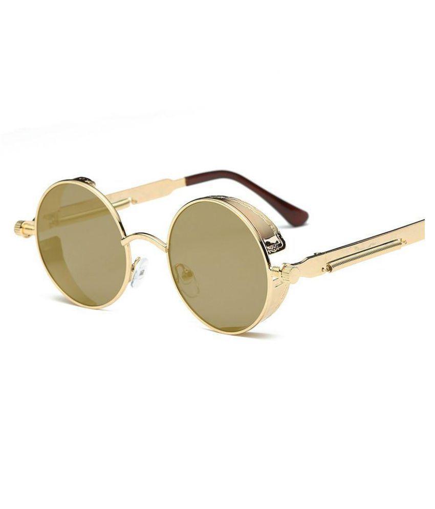 Generic Multicolor Round Sunglasses ( unknown )