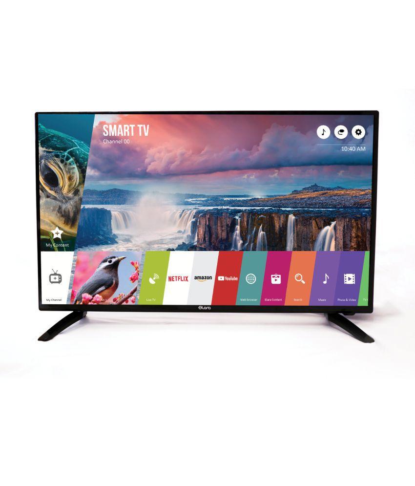 Elara LE 504K 127 cm   50   Smart Ultra HD  4K  LED Television