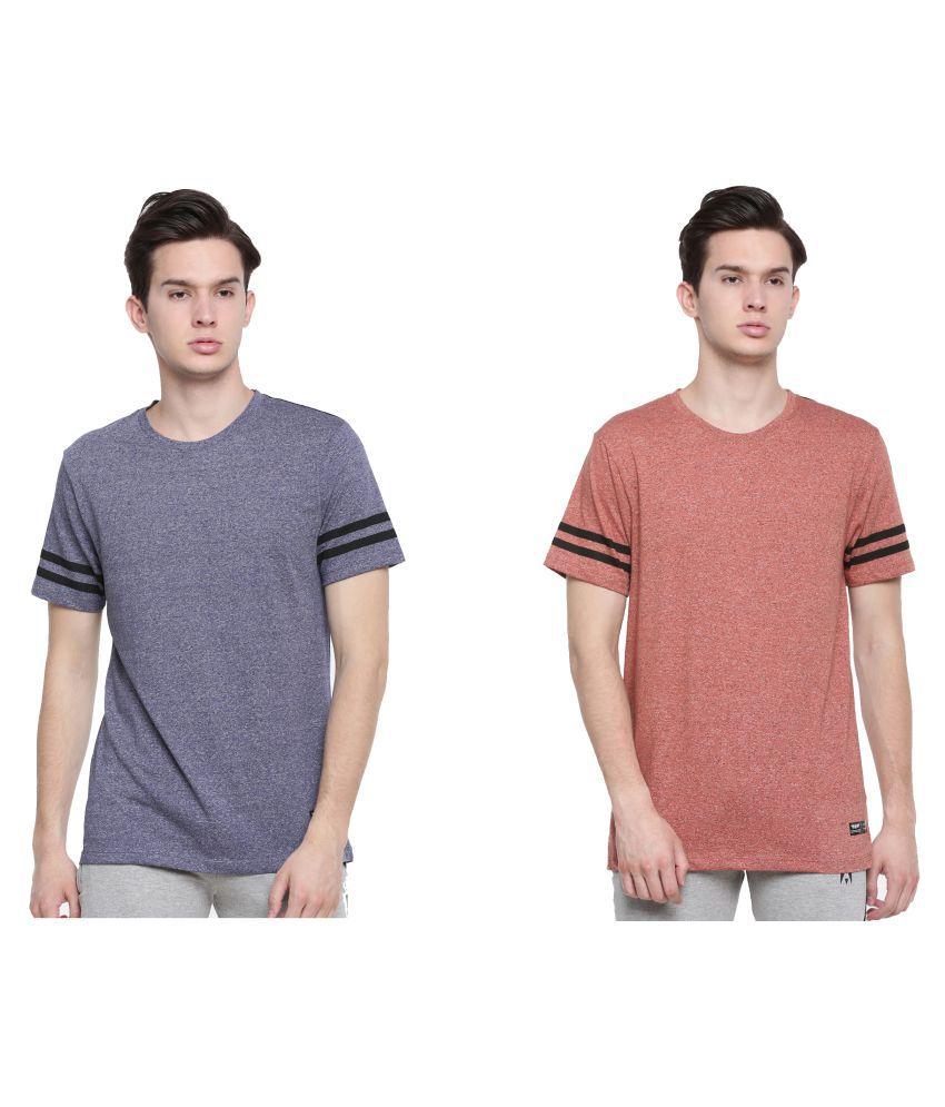 Force NXT Multi Half Sleeve T-Shirt