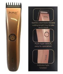 HTC AT-206A Rechargeable Hair Beard Trimmer ( Multicolour )