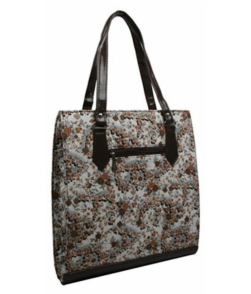c706654d05a3 Geetu Ladies Bag Brown Faux Leather Shoulder Bag - Buy Geetu Ladies ...