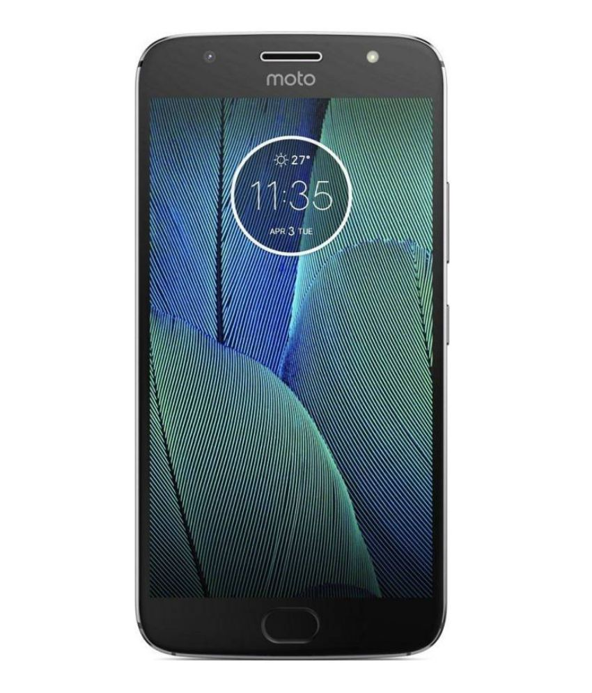 Motorola XT1804 G5s PLUS ( 64GB , 4 GB ) Grey