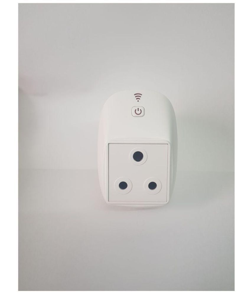Lumisynch Wi-Fi Smart Plug Socket Switch  16 Ampere Voice Control works  with Alexa, Google Home Assistant and IFTTT compatible   Wireless and App