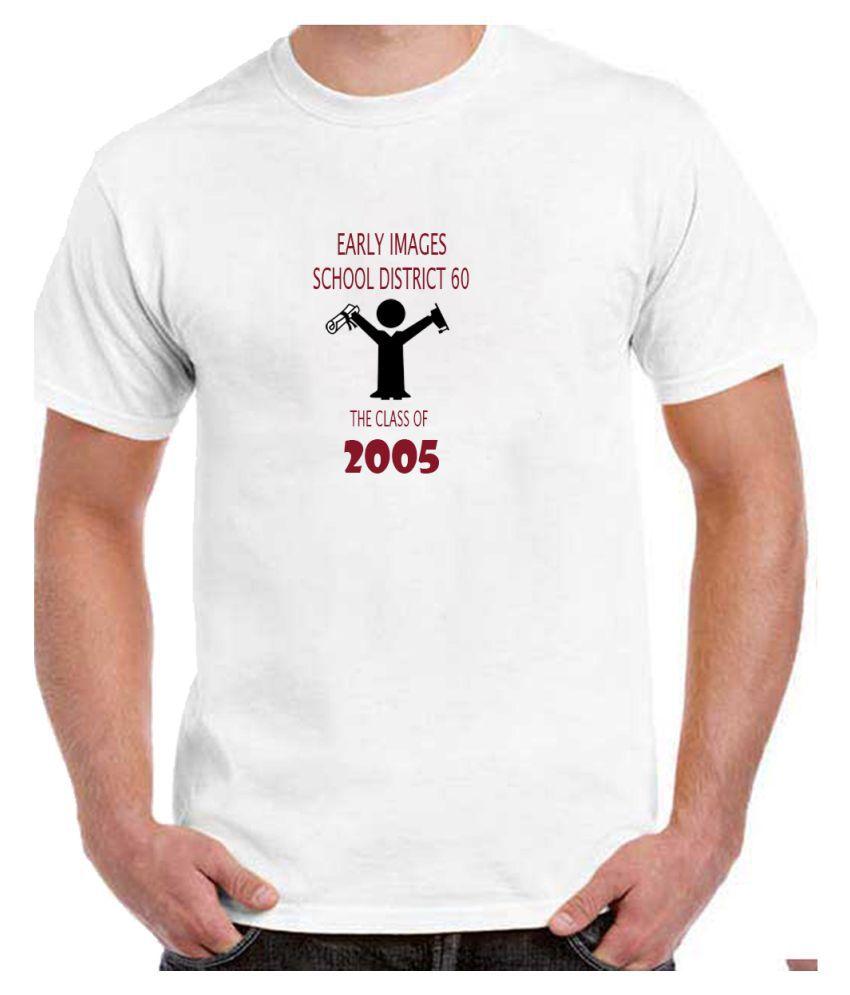 Ritzees Blue Half Sleeve T-Shirt